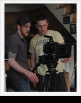 jon filming