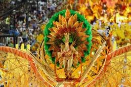 Images from Rio De Janeiro's crazy Carnival