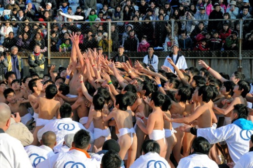 Saidaiji Temple Naked Festival